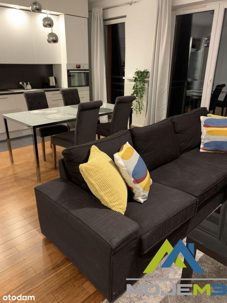 Apartament Parkitka, wysoki standard