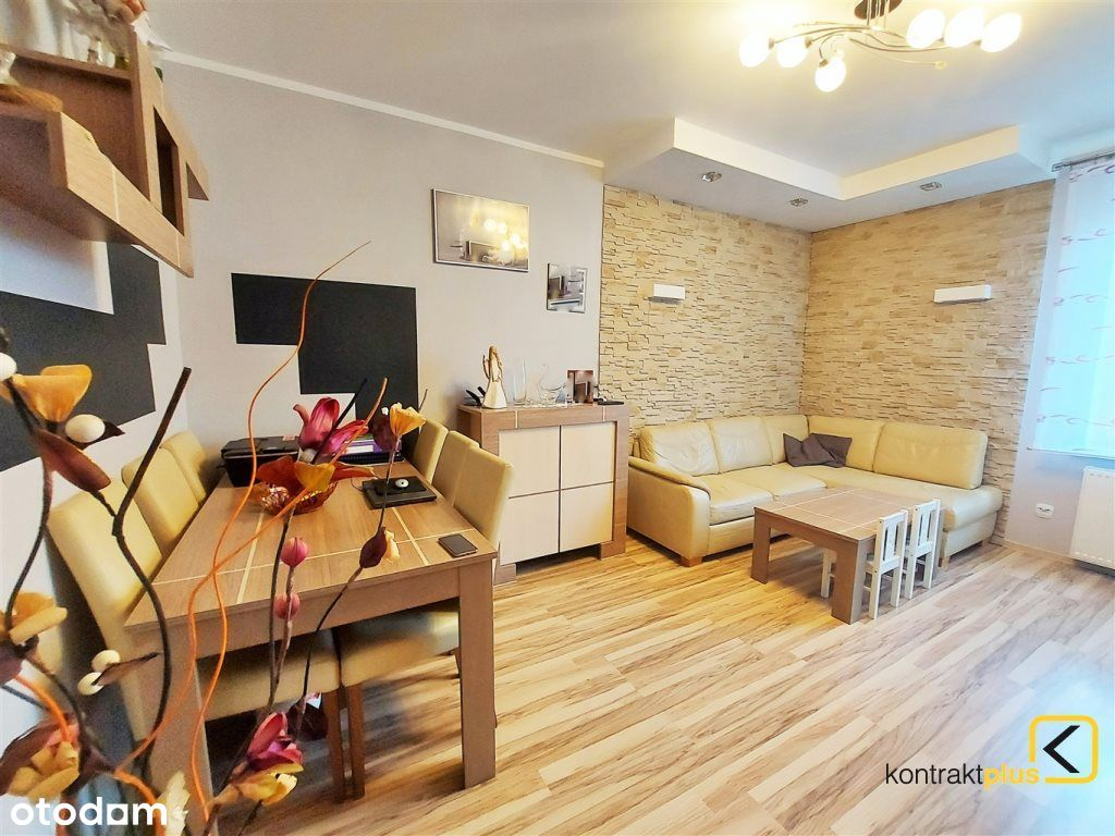 2 pokojowe mieszkanie w dobrej lokalizacji 49,16m2