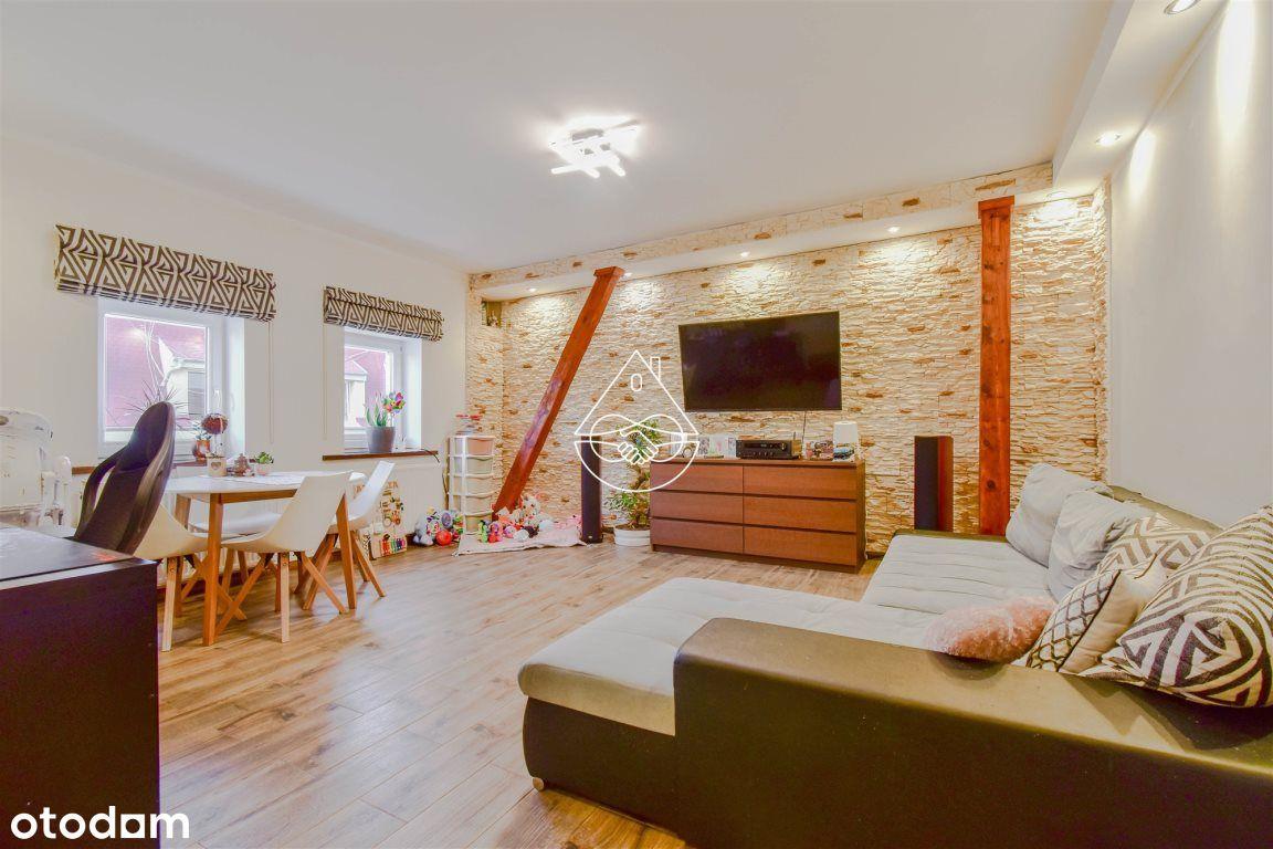 Urządzone mieszkanie po generalnym remoncie