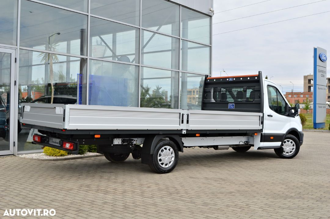 Ford TRANSIT S-CAB - 12