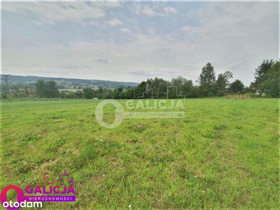 Inwestycyjna działka 60ar - 4km od granic Rzeszowa