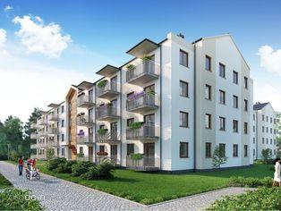 """""""Sosnowy Park"""" Nowe mieszkania III Etap 45,66 m2"""