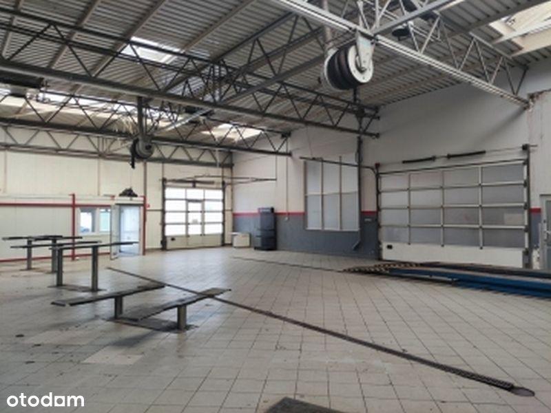 Hala/Magazyn, 330 m², Tczew