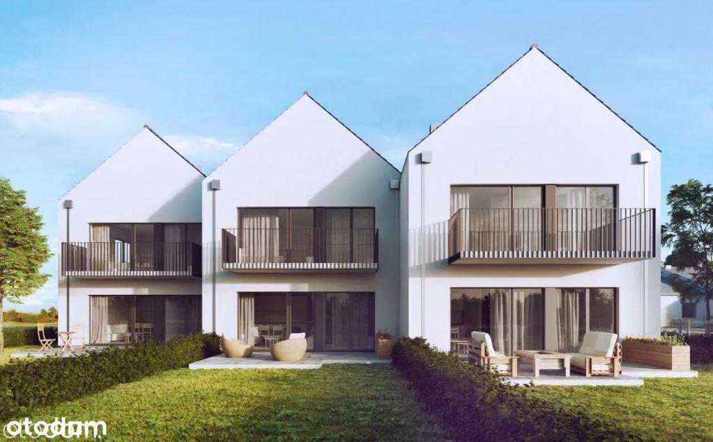 Mieszkanie 74 m2 - kameralne osiedle S8B