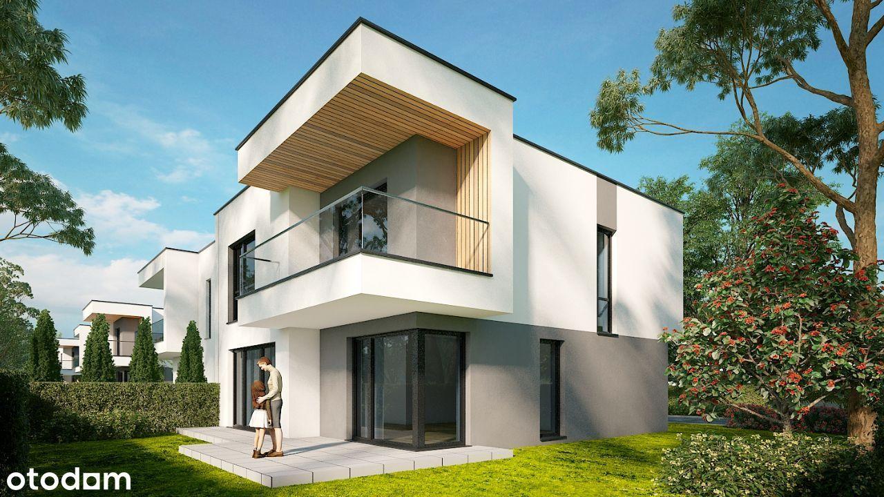 Dom w zabudowie bliźniaczej A2 Park Zakopiańska