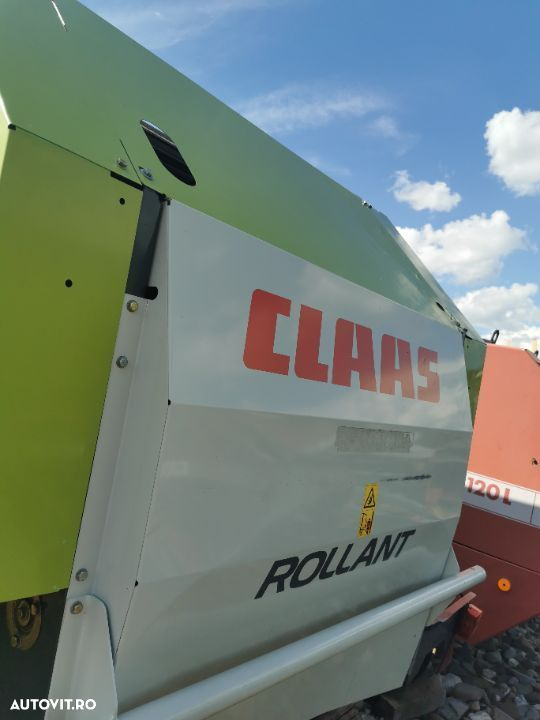 Claas 340 rollant - 1