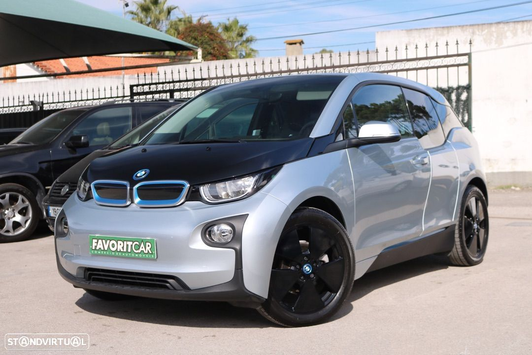 BMW i3 +Comfort Package Advance - 4