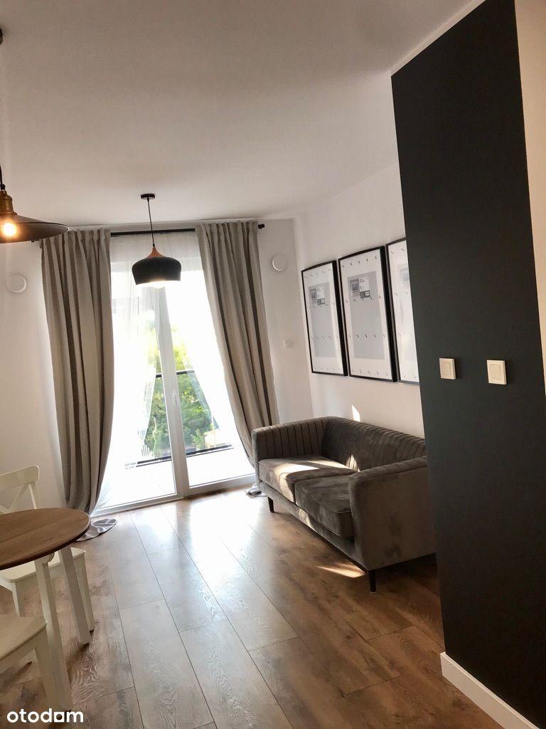 2 pokojowe mieszkanie apartamentowiec MANUFAKTURA