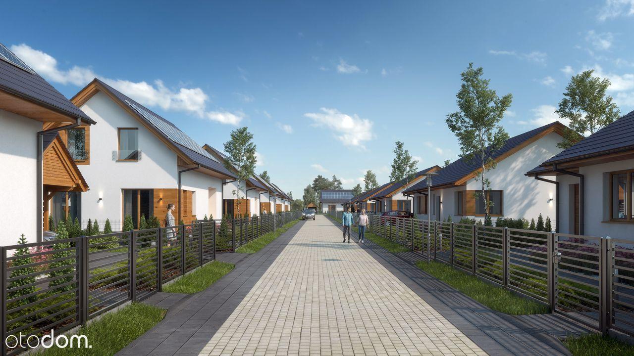 domy jednorodzinne wolnostojące pasywne Kołobrzeg
