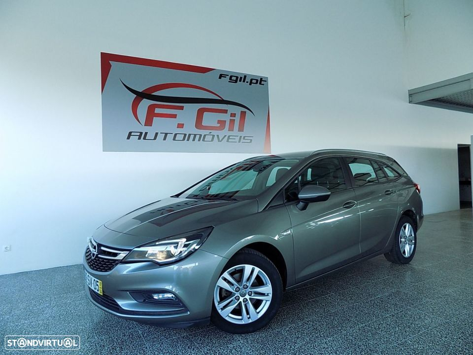 Opel Astra Sports Tourer 1.6 CDTi Cosmo (5P) - 1