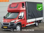 Peugeot Boxer 2.0 Blue HDI 163PS Ladebordwand Pritsche Plane Parking heater 20m3 A/C - 1