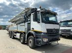 Mercedes-Benz ACTROS 4445  Pompa do betonu SERMAC 46 (P567) - 1