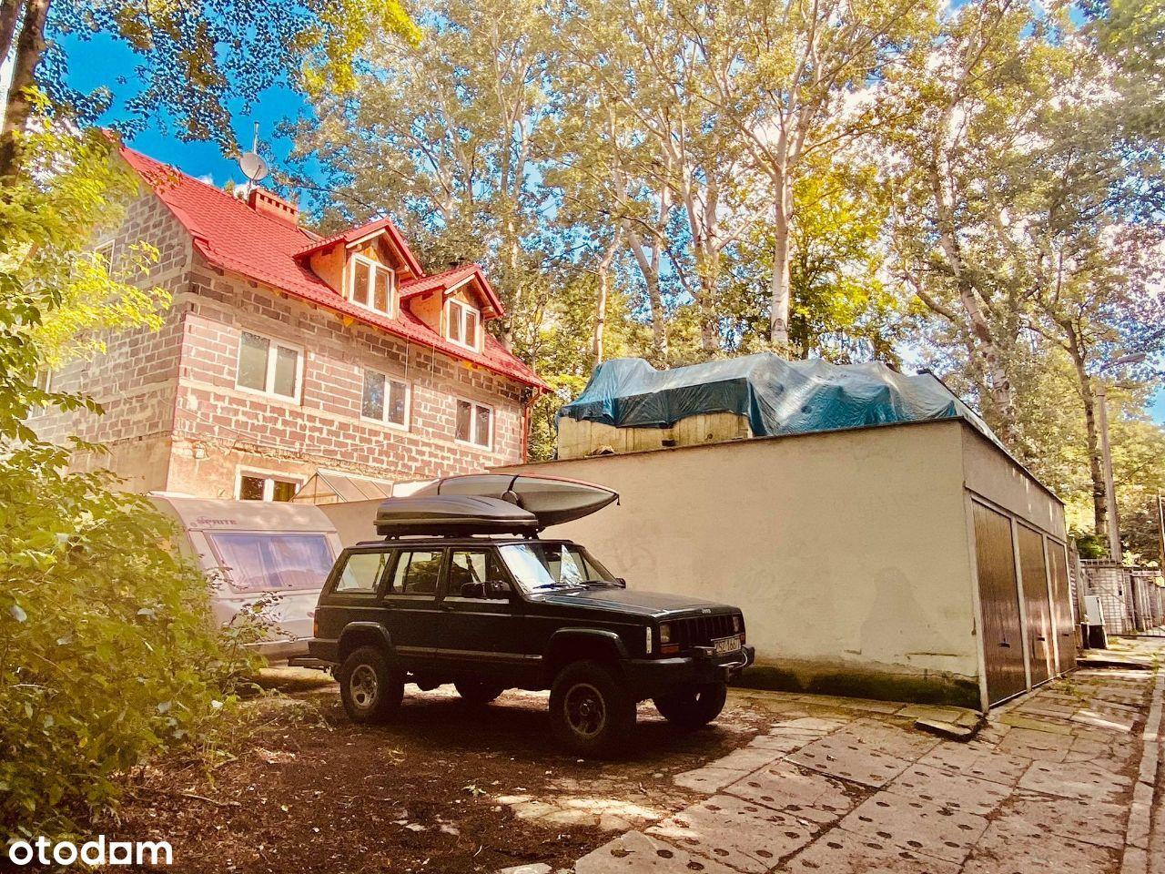 Dom w Sopocie - gotowiec inwestycyjny