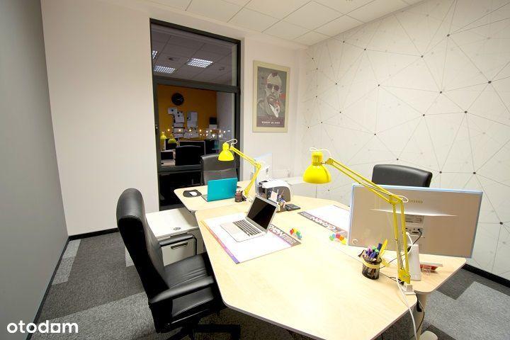 Biuro 28 m² w budynku IDEA + darmowy kurs językowy