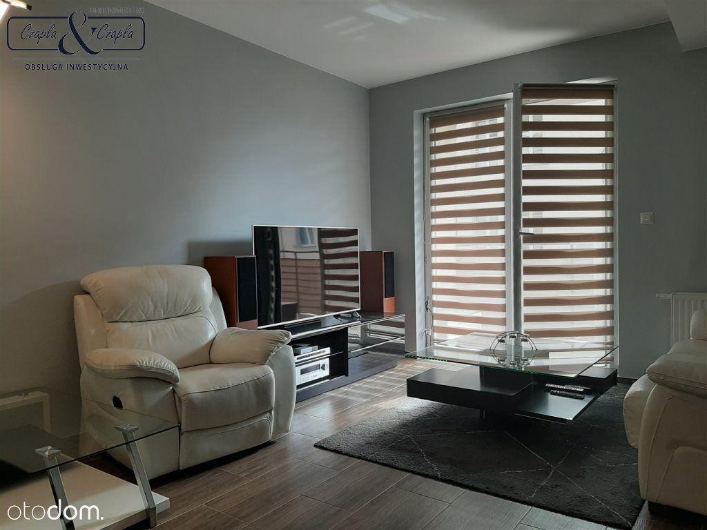 Mieszkanie, 49 m², Gliwice