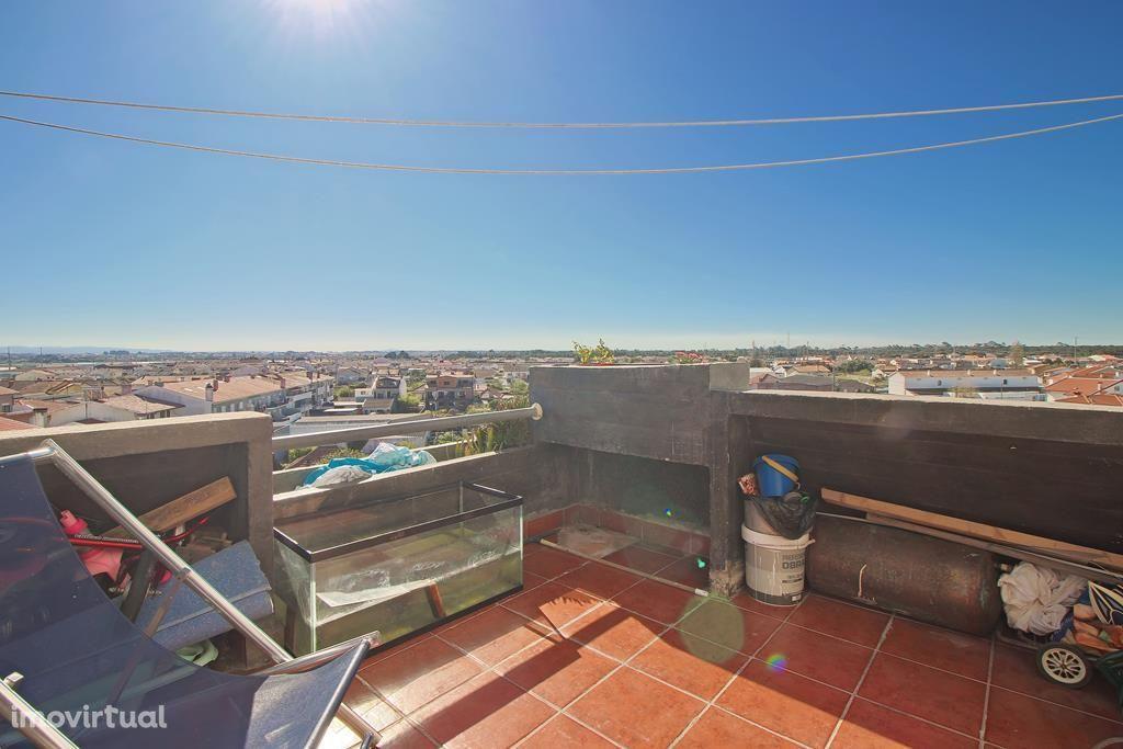 Fantástico Apart. T4 na Gafanha da Nazaré C/excelente exposição solar