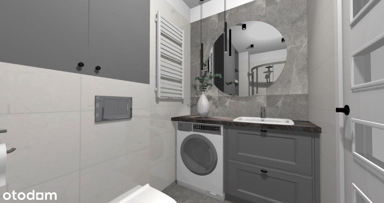 Mieszkanie 2-pokojowe 33,74 m2 ul. Holenderska