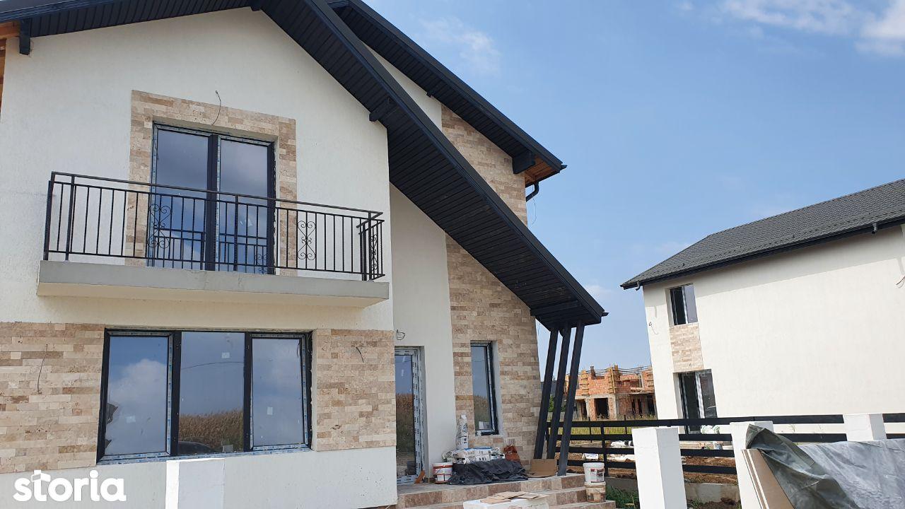 Casa ideala P+1 terminata la cheie Concept Residence Park Berceni