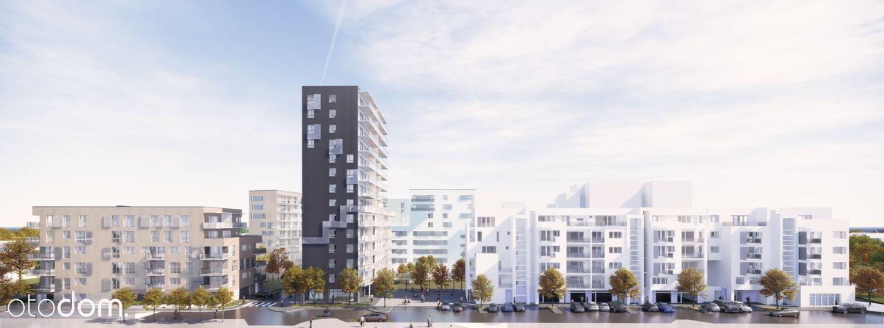Panorama TOWER Apartament z pieknym widokiem VII p