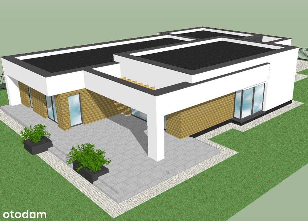 Dom w budowie na sprzedaż