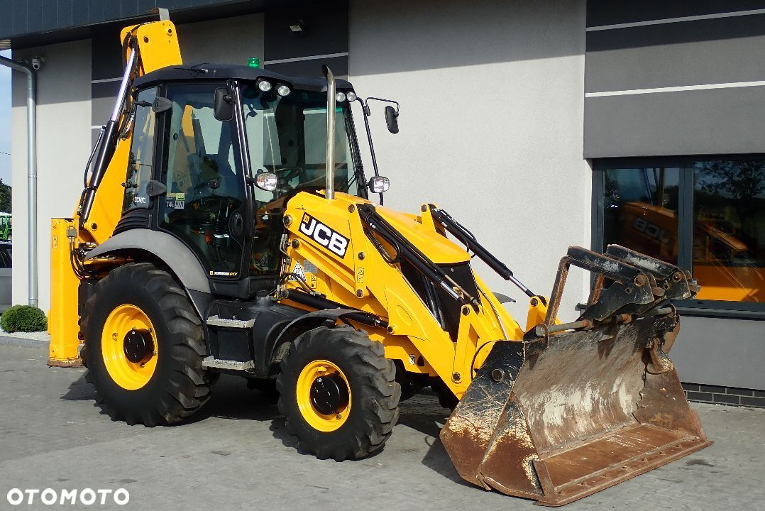 JCB 3CX ECO, SRS  #NETTO 204000ZŁ# 3030mtg#4CX cat 928 volvo 432 terex case 428 - 2