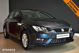 SEAT Leon Full LED 1.5 TSI 130 KM 6 biegowa manualna Start/Stop