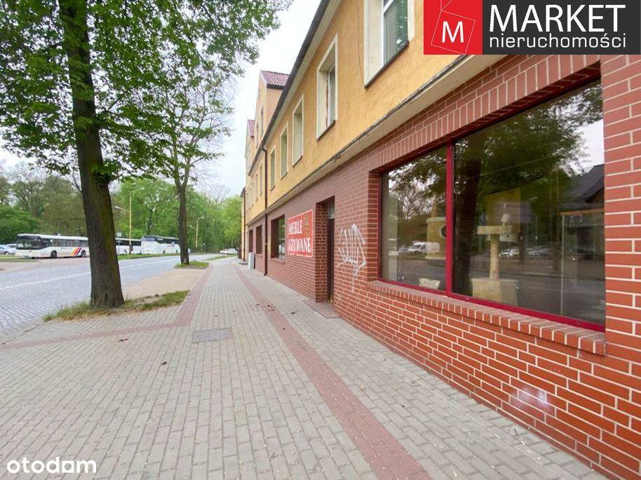 Na sprzedaz lokal o pow. 484,45 m2 w Goleniowie.