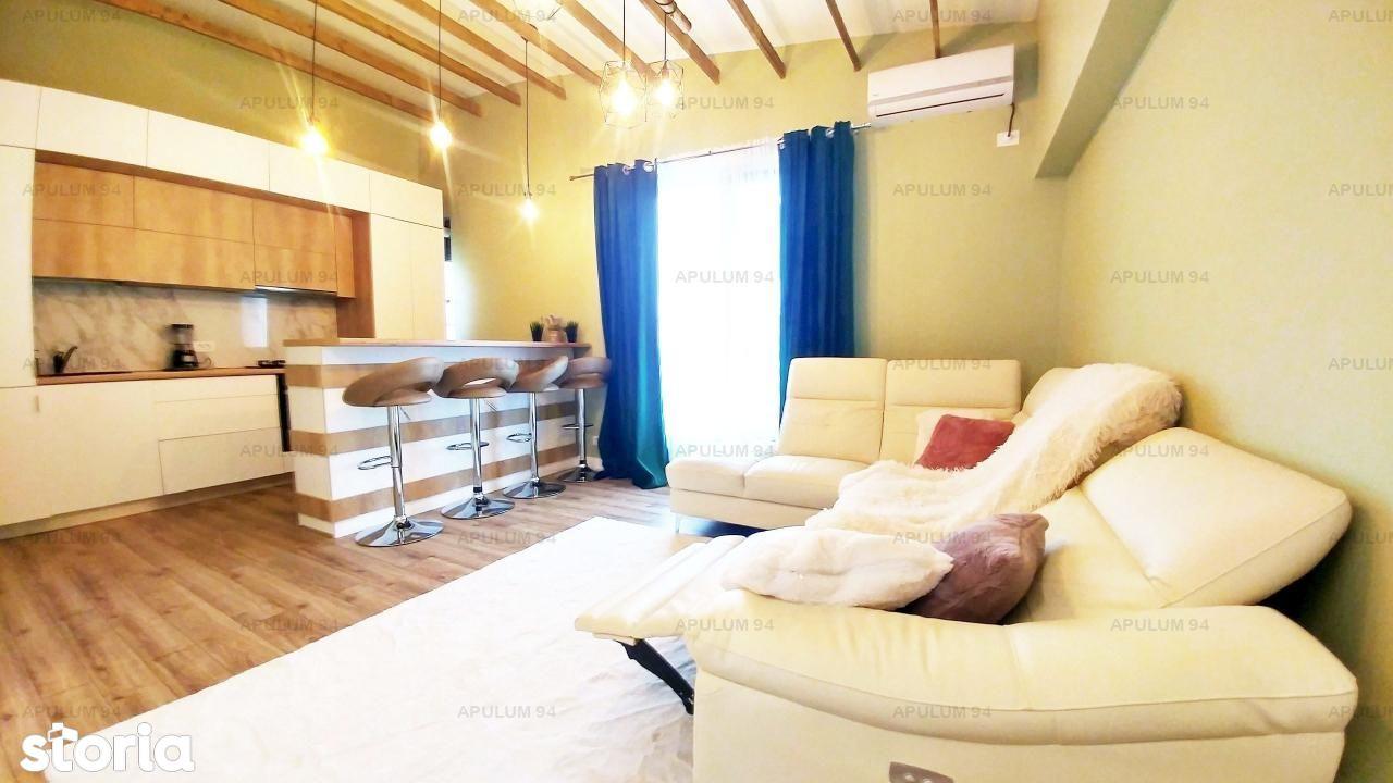 Apartament cu 2 camere   Modern   Elegant   Damaroaia