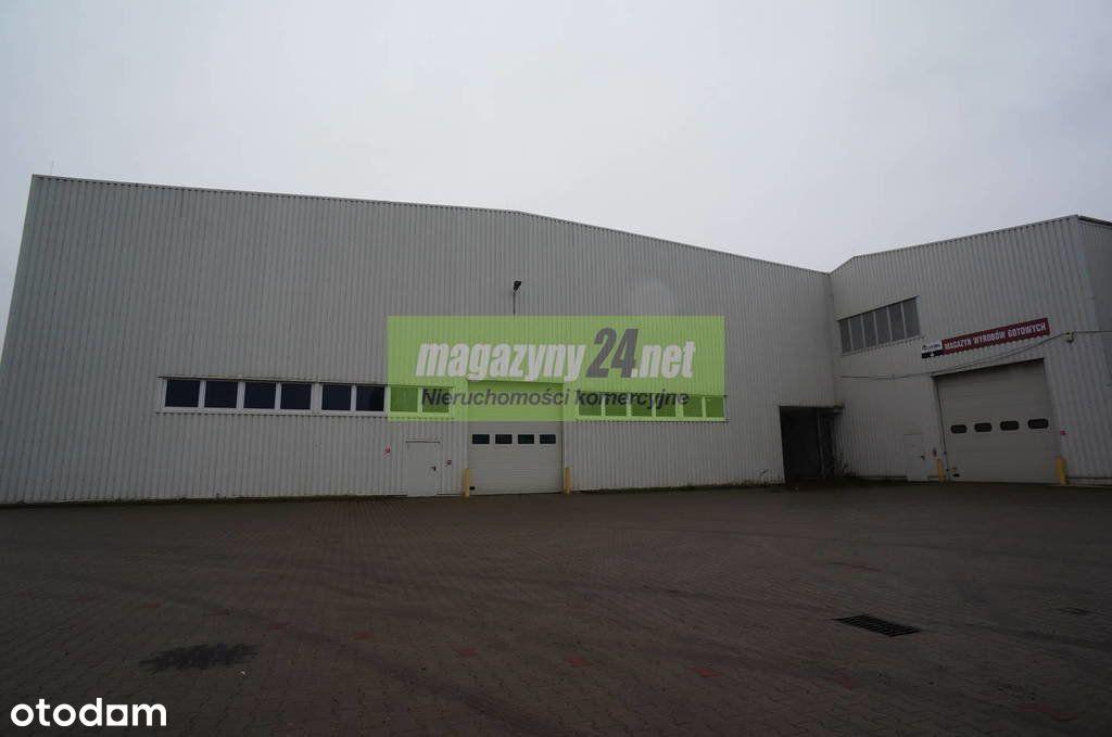 Kompleks magazynowo - produkcyjny, Bydgoszcz