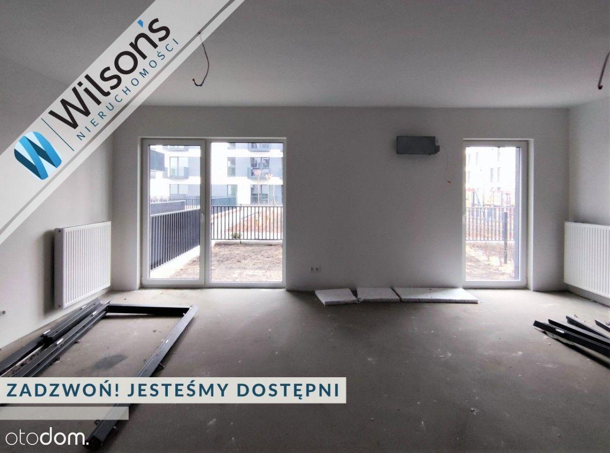 Lokal 46 m2 w nowym osiedlu, Wawer przy stacji Skm