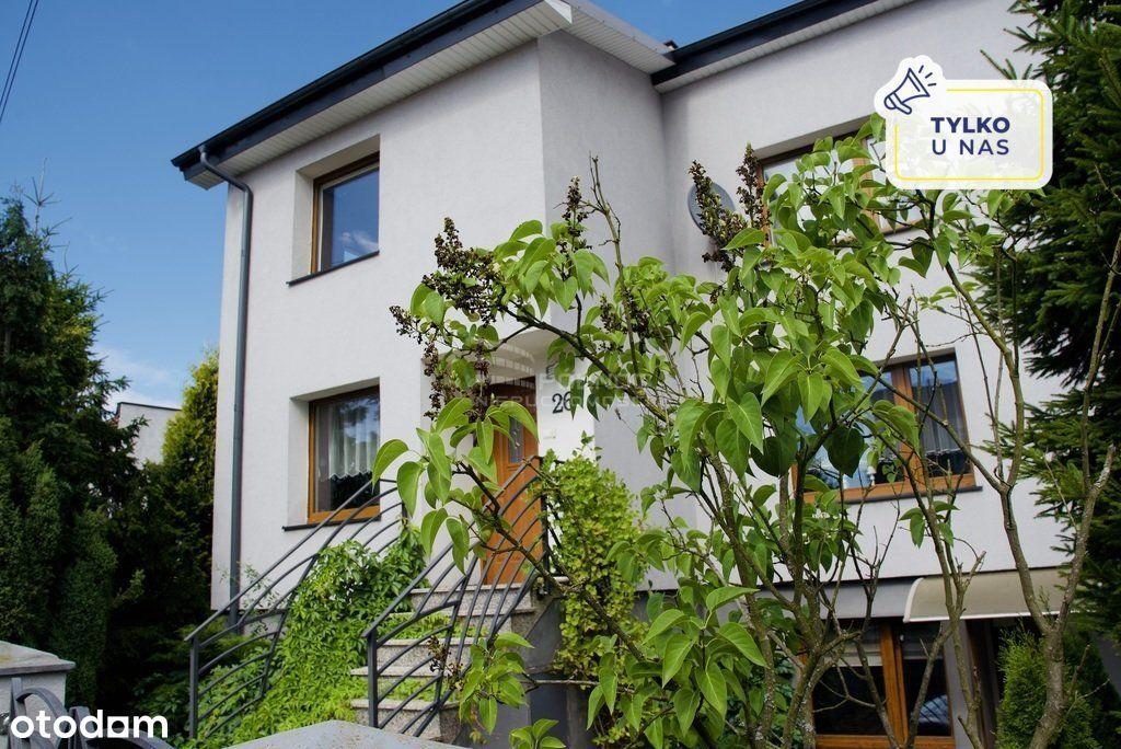 Bliźniak/trzy niezależne mieszkania Kościerzyna