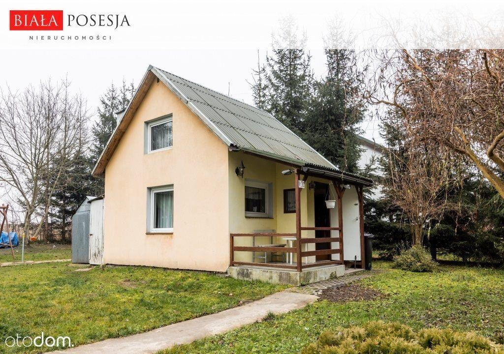 Szubin Wieś, dom 2 pokoje, duża działka