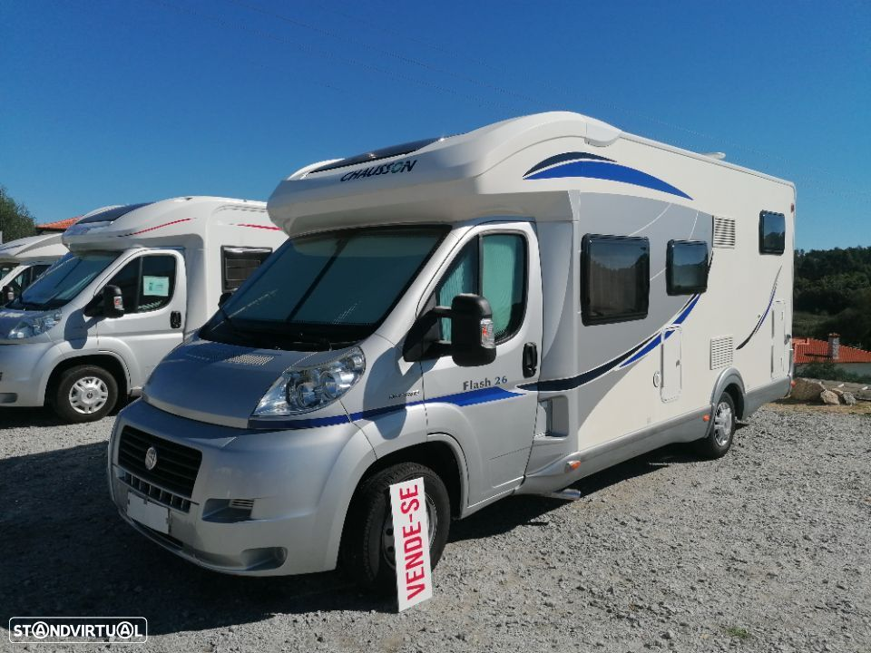 Chausson Flash 26 - 5
