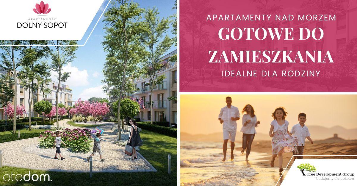 Apartamenty Dolny Sopot - Gotowe do zamieszkania!