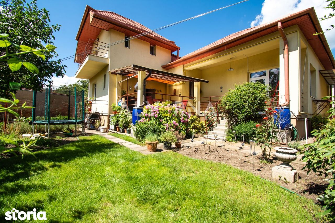 COMISION 0% - Casa individuala 232mp + teren 490mp - zona Hotel Napoca