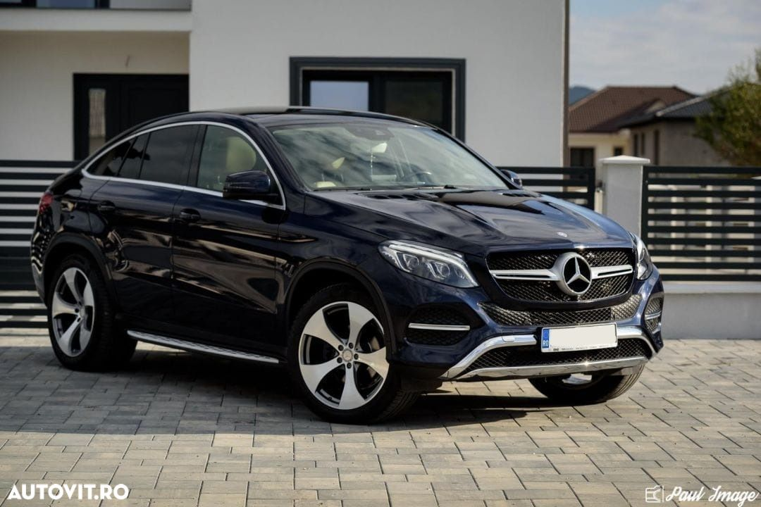 Mercedes-Benz GLE Coupe 350 - 29