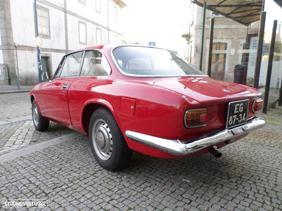 Alfa Romeo GT JUNIOR 1300 - 7