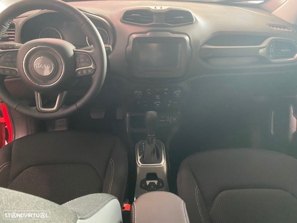 Jeep Renegade 1.3 T Limited DCT - 7