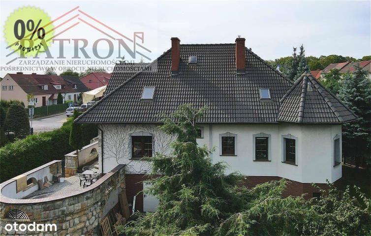 Dom w Bolesławcu z garażem i ogrodem
