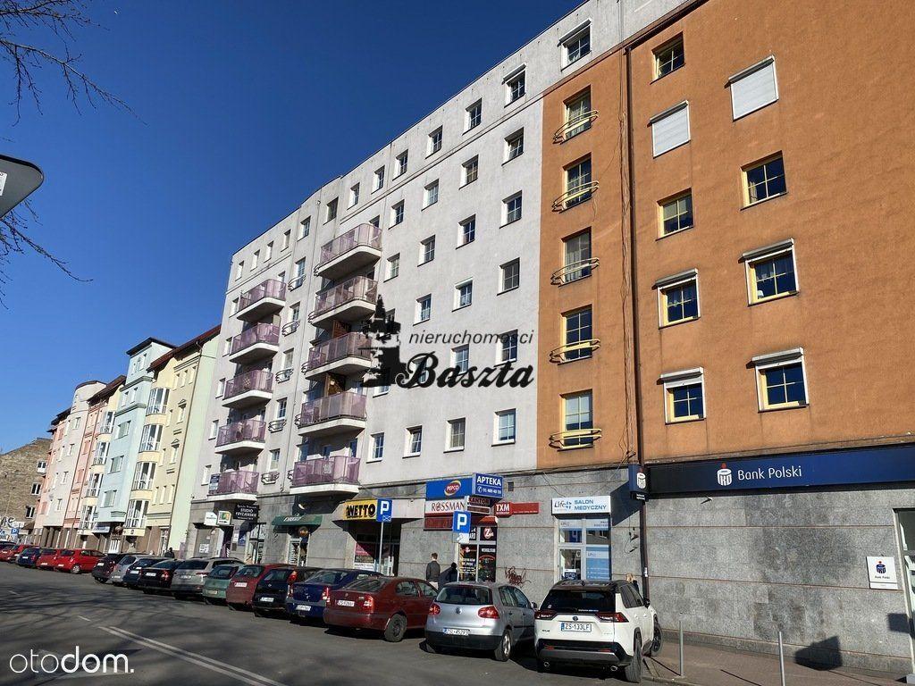 Mieszkanie z tarasem w centrum miasta