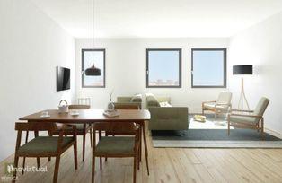 Apartamento T1, novo em Matosinhos com Open Space