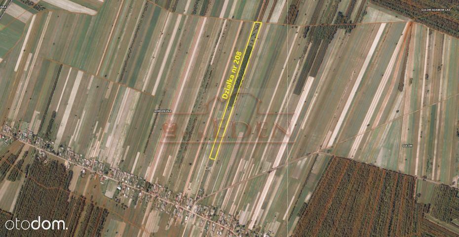 Działka, 34 700 m², Hordzieżka