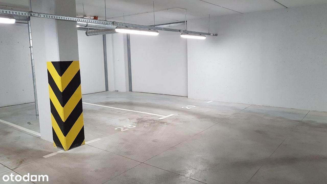 Miejsce postojowe w podziemnym garażu