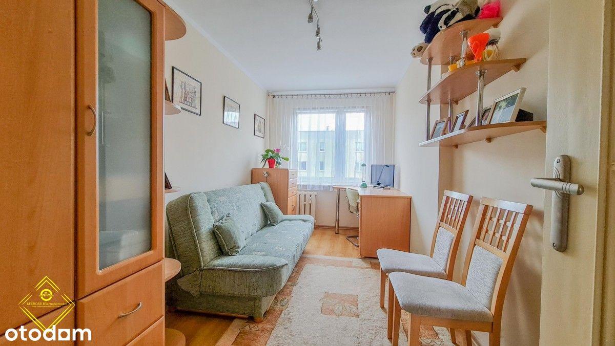 Wrzosowiak / 3 pokoje / balkon / dwustronne