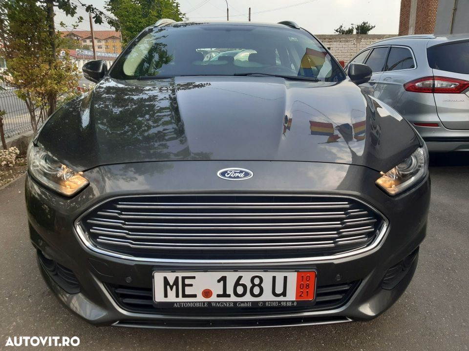 Ford Mondeo 2.0 - 12