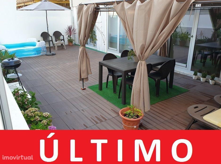Apartamento T2 Póvoa de Varzim Novo TERRAÇO