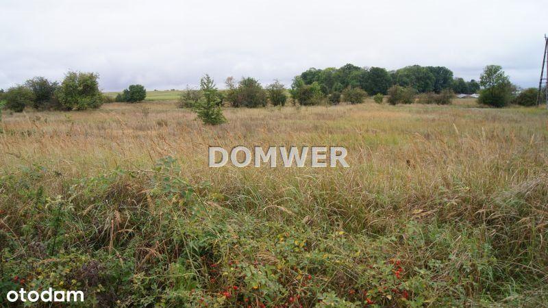 Działka rolna w Bobrówku