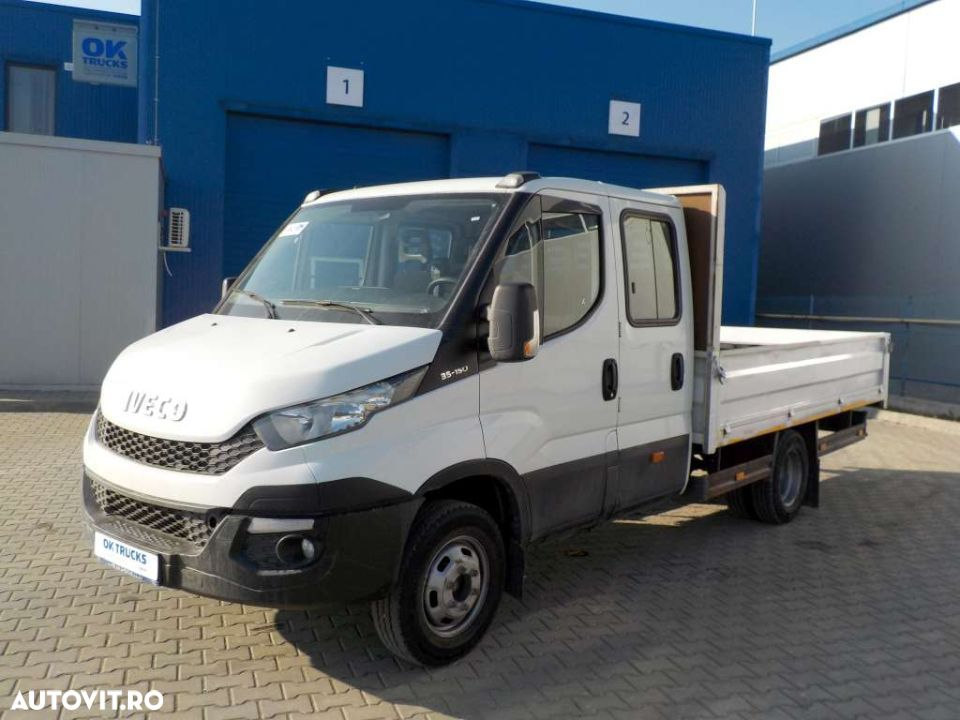 Iveco DAILY 35C15H - 2