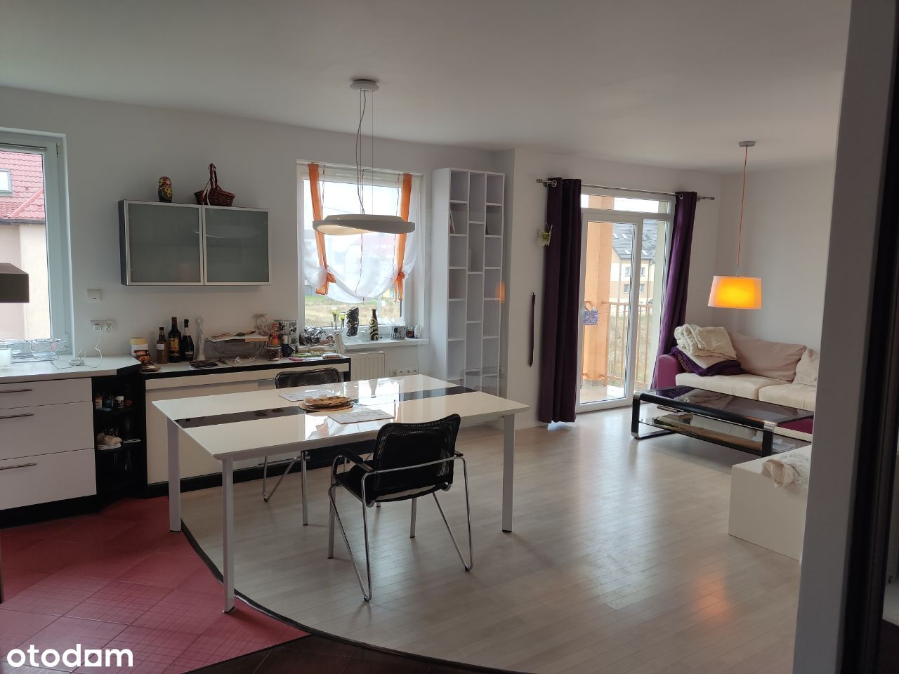 mieszkanie 2-pokojowe 48m2