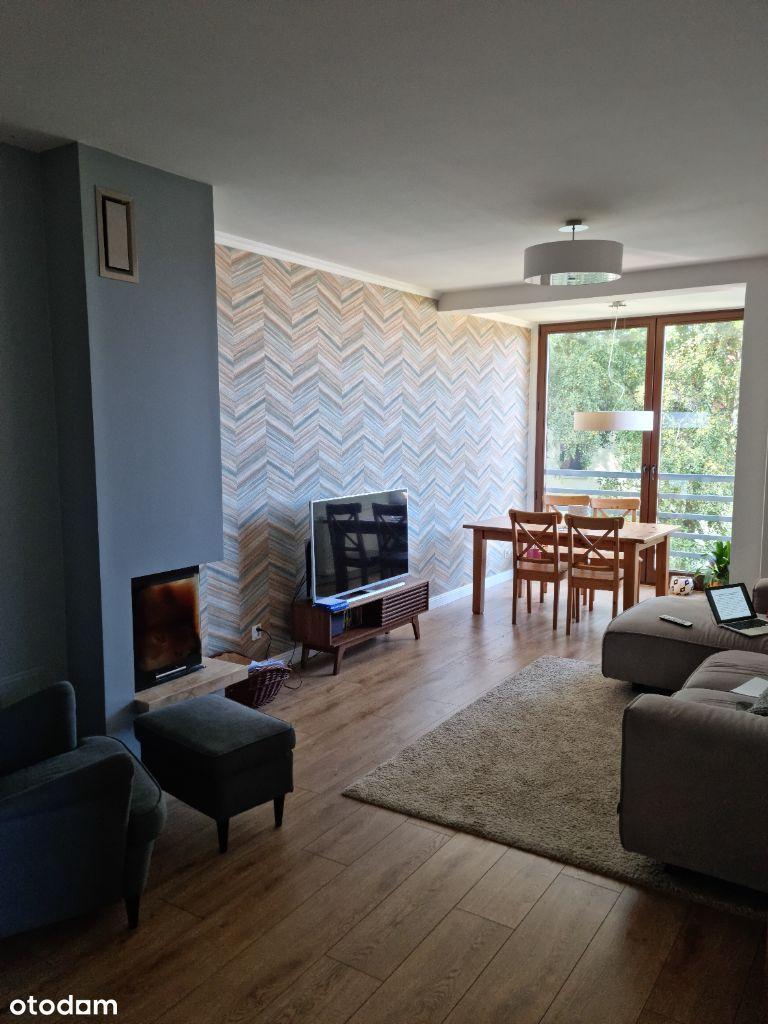 4 pokojowe mieszkanie na Bezrzeczu z garażem